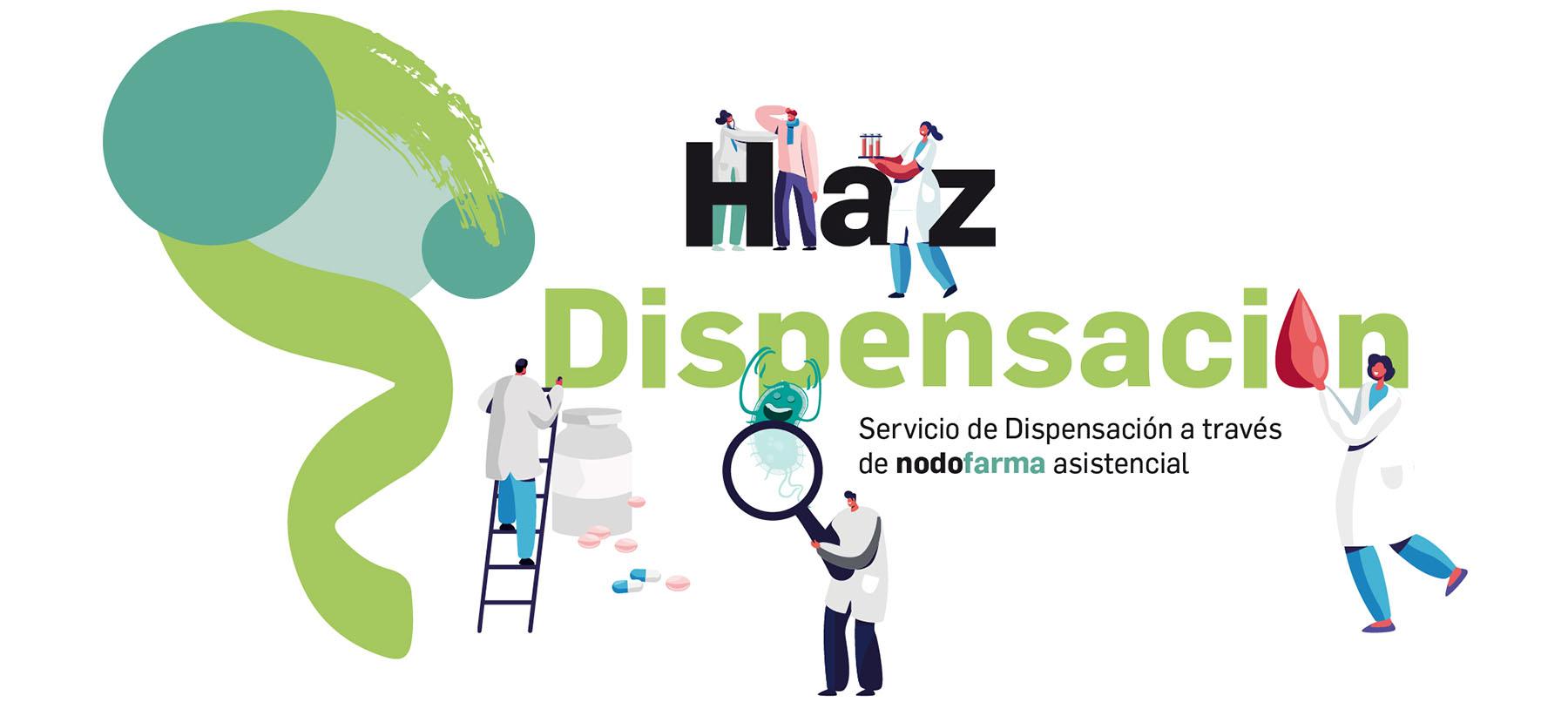 Course Image HazDispensación: Servicio de Dispensación a través de nodofarma asistencial
